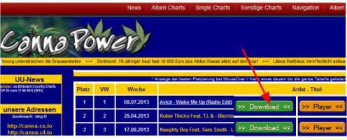 Single download cannapower charts Musik Download