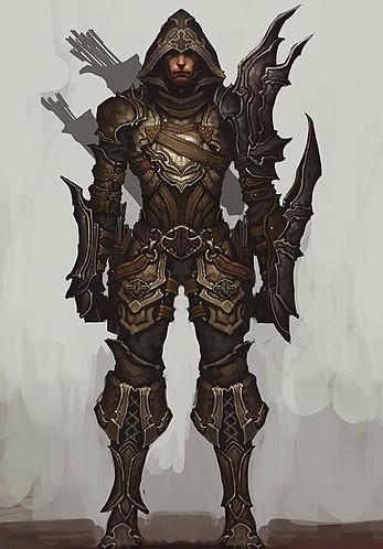 [Diablo 3] Demon Hunter Inferno Gear and Itemization Guide