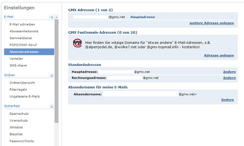 Gmx login mein mail Mein gmx