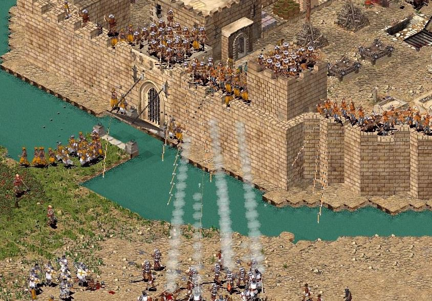 Stronghold Crusader 1 2 On Hamachi To Play