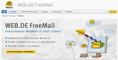 De kostenlos gmx login GMX Mail