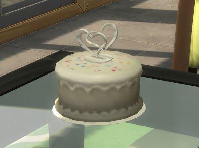 Sims 4 So You Bake The Wedding Cake
