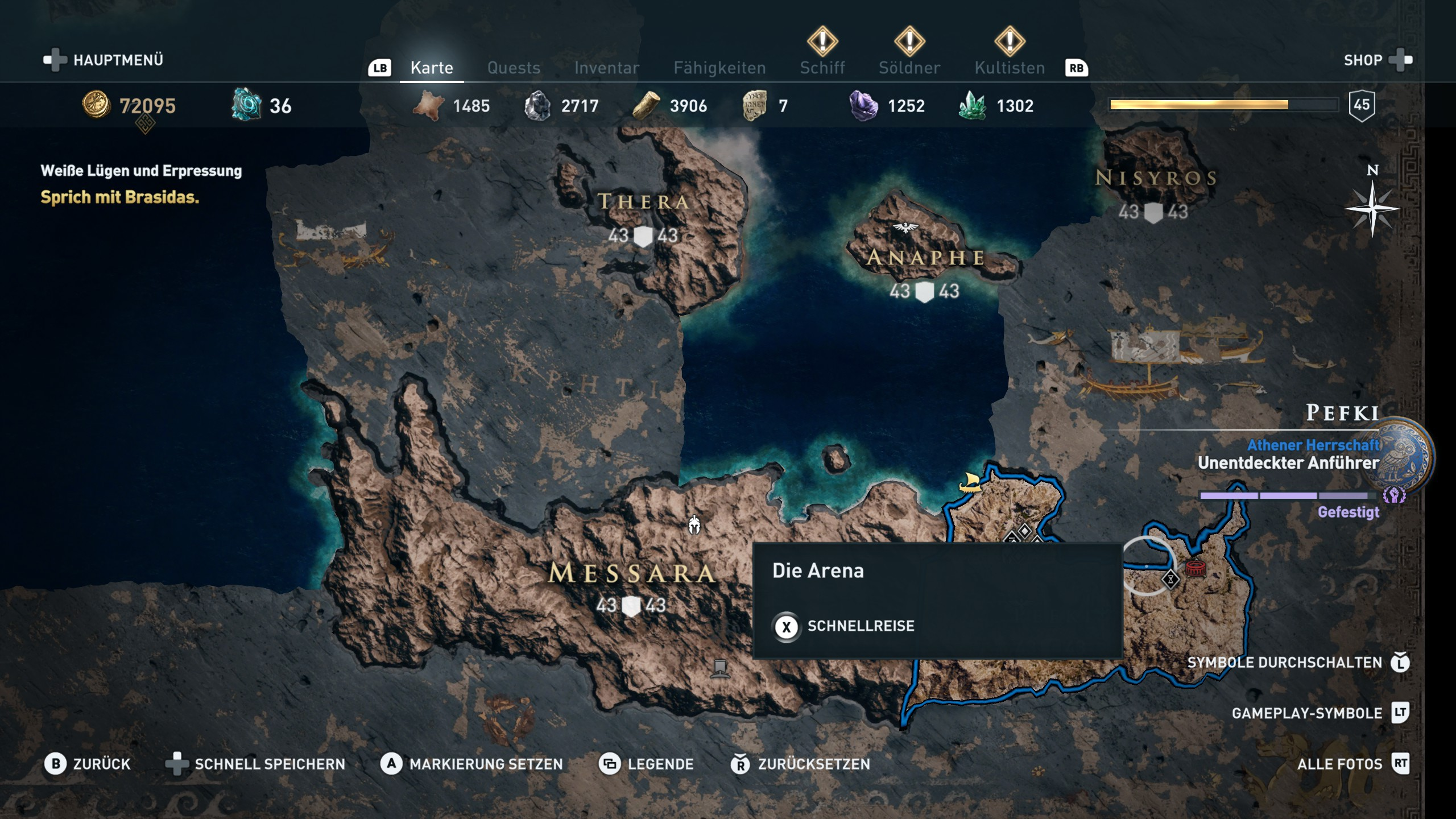 Assassin S Creed Odyssey Here You Will Find The Arena