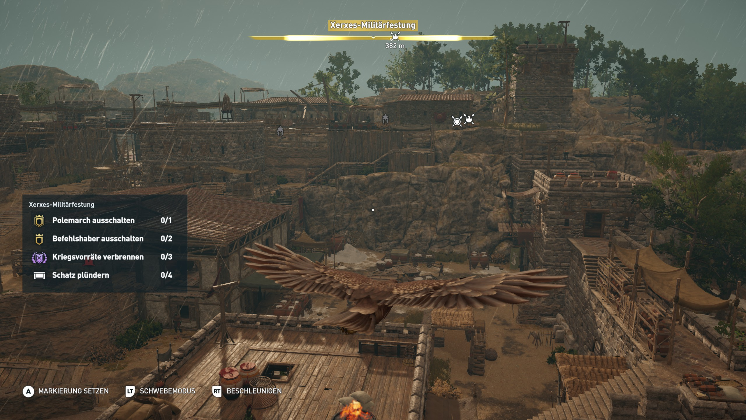 Assassin S Creed Odyssey Locris Fortress Here You Will Find The Fort