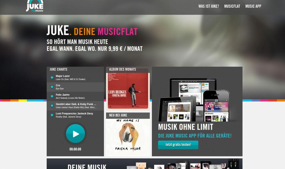 Juke Vs Spotify The Music Streaming Comparison