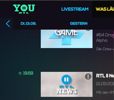 rtl 2 live stream online