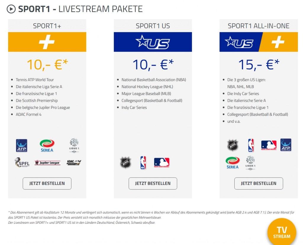 Sport1 Stream